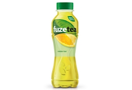 Foto Fuze Tea Green tea 330ml